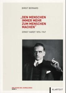 Biografie Hardt - Titelseite