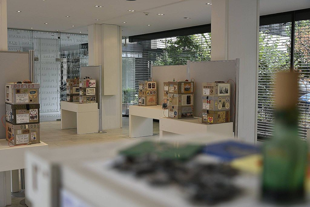 "Ausstellung ""kölner Assemblage"", Rechte: Stadt Köln"
