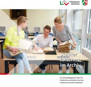 Schüler forschen im Archiv
