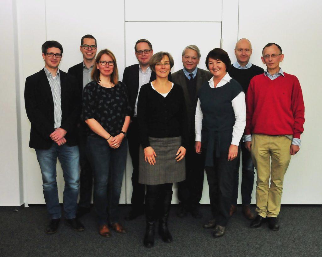 Die Teilnehmer des diesjährigen Treffens